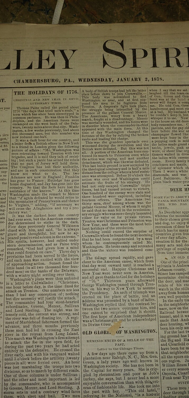 Valley Spirit 1878