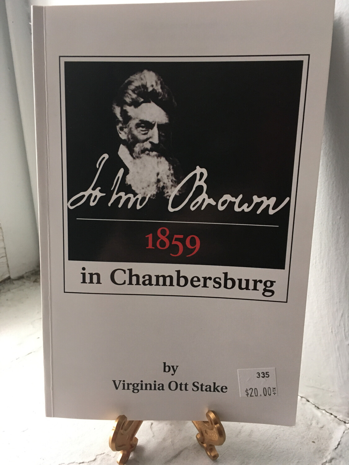 John Brown in Chambersburg 1859