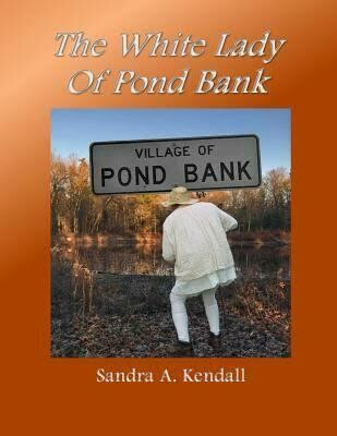 White Lady Of Pond Bank