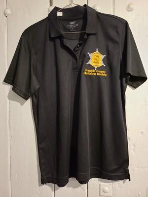 Polo Shirt Sheriff Black (S)
