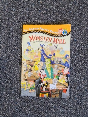 All Aboard Poetry Reader #2 Monster Mall Spooky Poems