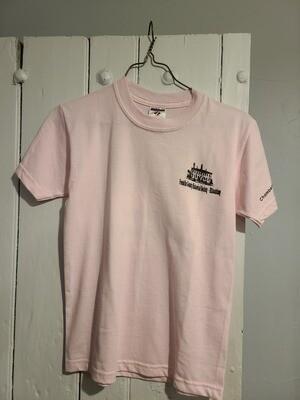Tee Shirt FCHS/Kittochtinny Child Pink (S)