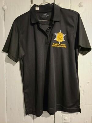 Polo Shirt Sheriff Black (L)