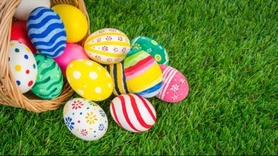Virtual Easter Egg Scavenger Hunt