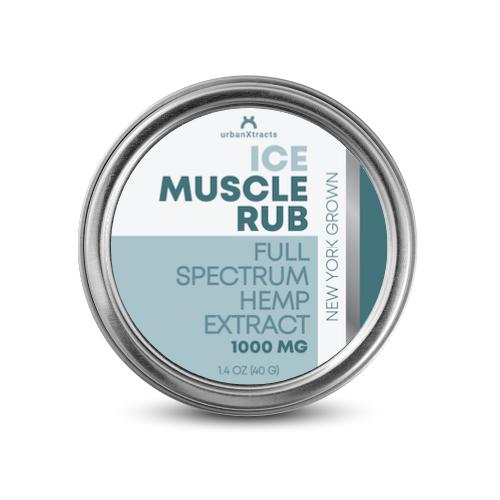ICE Muscle Rub 1000MG