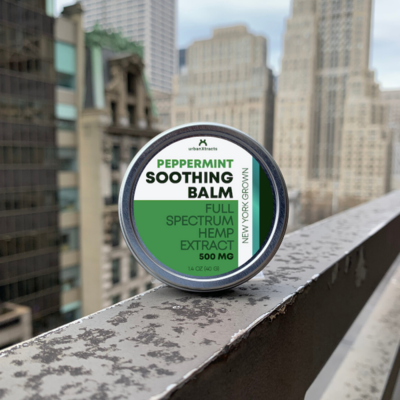 Peppermint Soothing Balm 500MG