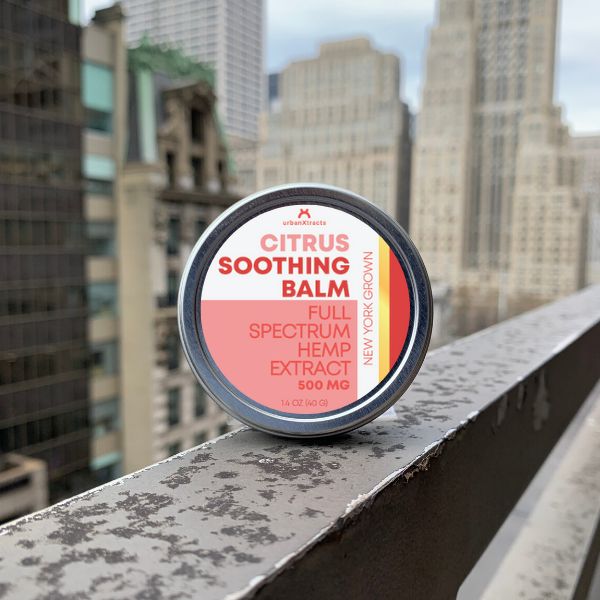 Citrus Soothing Balm 500MG