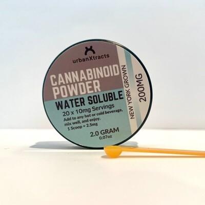 Water Soluble CBD | 2 Grams | Cannabinoid Powder