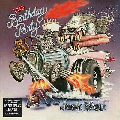The Birthday Party – Junkyard