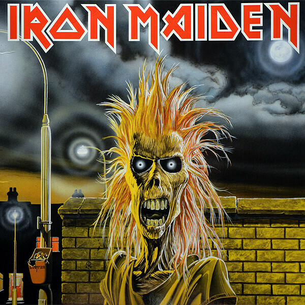 Iron Maiden – Iron Maiden