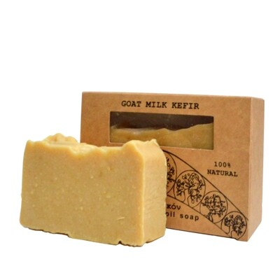 Goat Milk Kefir Soap bar