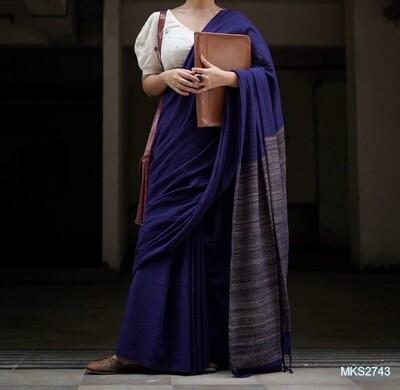 Katan Steple soft material sarees with beautiful ghiccha pallu