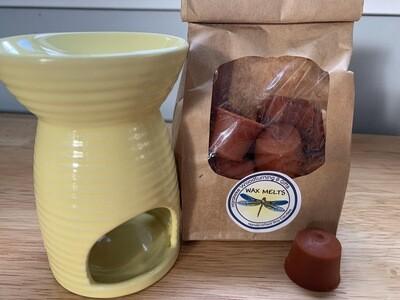 200gm Bag Of Melts With Melt Vessel