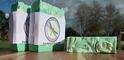 Eucalyptus & Spearmint Soap