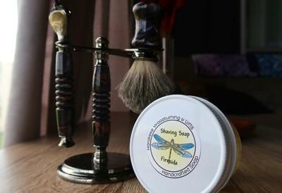 Artisan Classic Razor and Shaving Brush Stand Kit ( Acrylic Set )