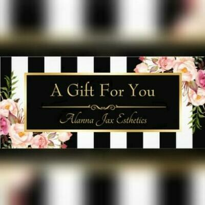 GIFT CERTIFICATES - PICK OUT AMOUNT