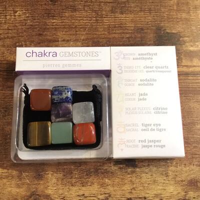 Chakra Gemstone Kit