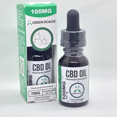 CBD Oil 100mg