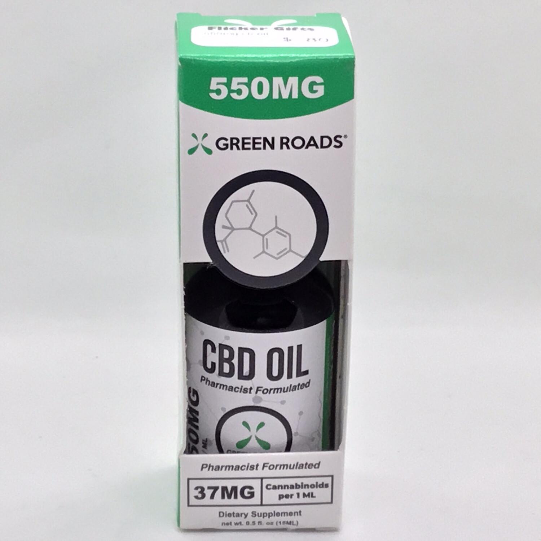 CBD Oil 550 Mg
