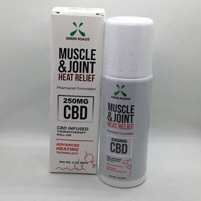 Muscle And Joint Heat Relief 250mg