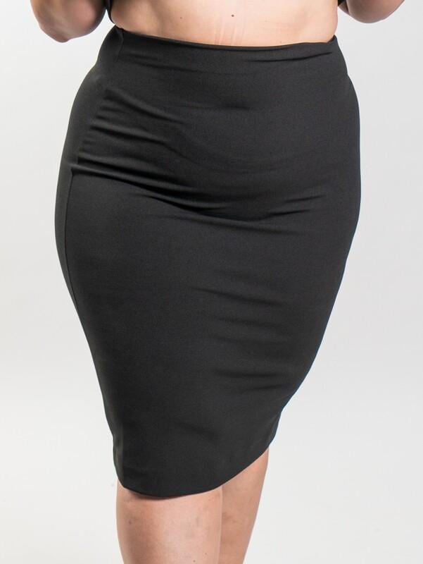 Tjuvholmen Skirt black