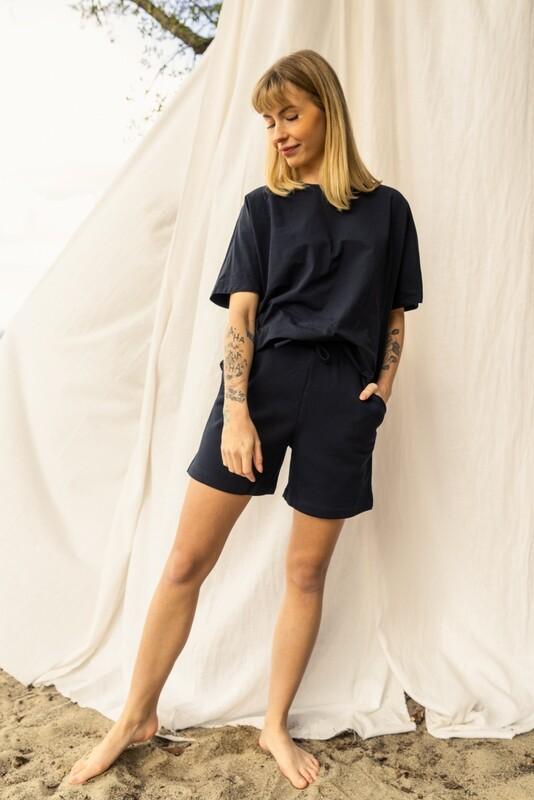 Basic Shorts Navy