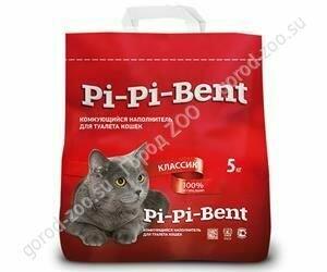 Пи-Пи-Бент пакет 3кг