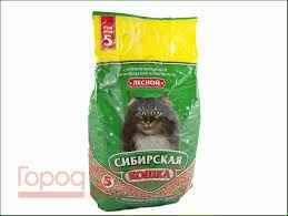 Сибирская кошка Лесной 3л