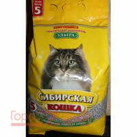 Сибирская кошка Ультра 3л