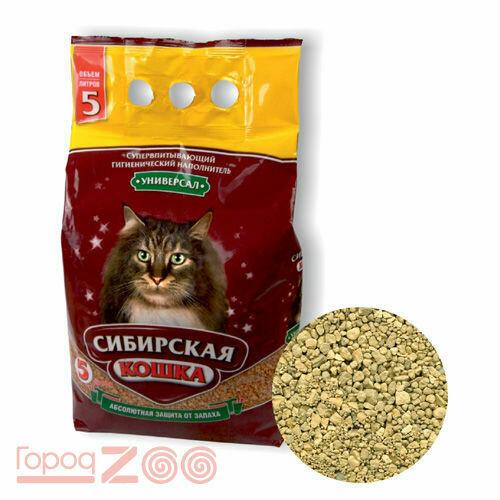 Сибирская кошка Универсал 3л