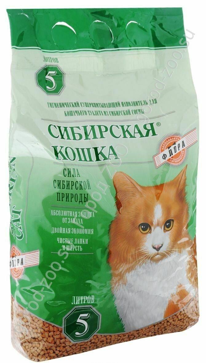 Сибирская кошка Флора 20л