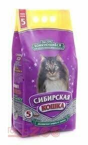 Сибирская кошка Экстра (комк.) 5л