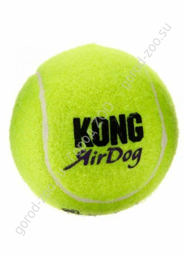 """Конг Kong игр д/собак Air """"Теннисный мяч"""" средний 6 см"""