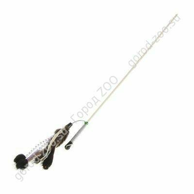 """Махалка """"Мышиные хвосты и трубочки на веревке"""" GoSi без.уп., sh-07107"""