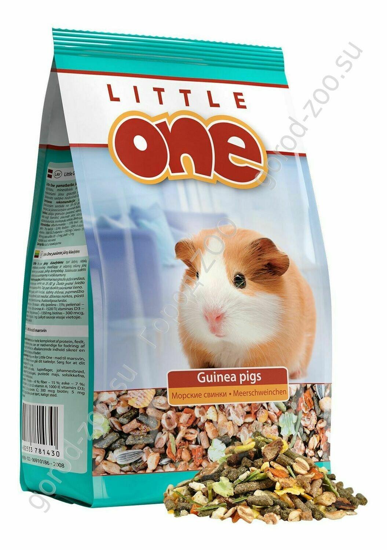 Литл оне LITTLE ONE 900г д/морских свинок