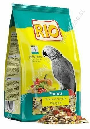 Рио 500г д/крупных попугаев