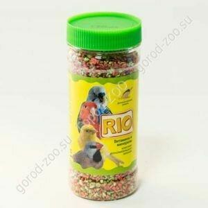 Рио витаминно-минеральная смесь д/всех видов птиц