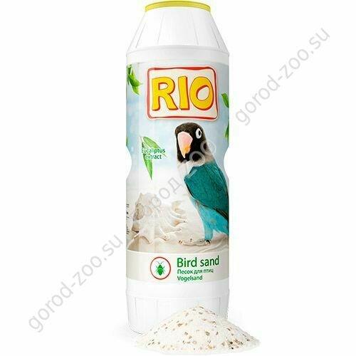 Рио гигиенический песок д/птиц