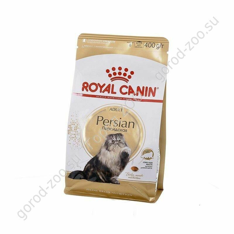 ПЕРСИАН сух д/персидских кошек старше 12мес. 400гр