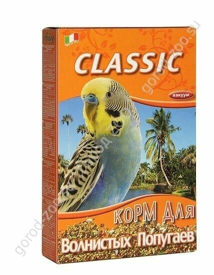 Фиори FIORY корм для волнистых попугаев Classic 400 г
