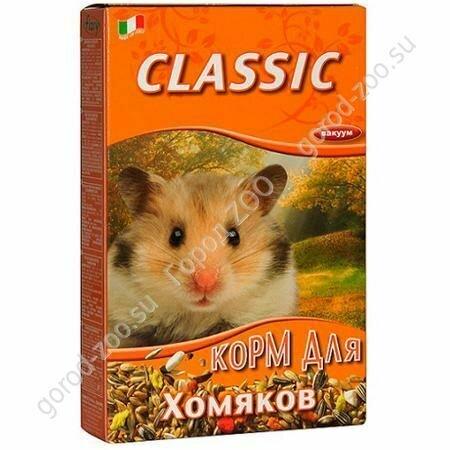 Фиори FIORY корм для хомяков Classic 680 г