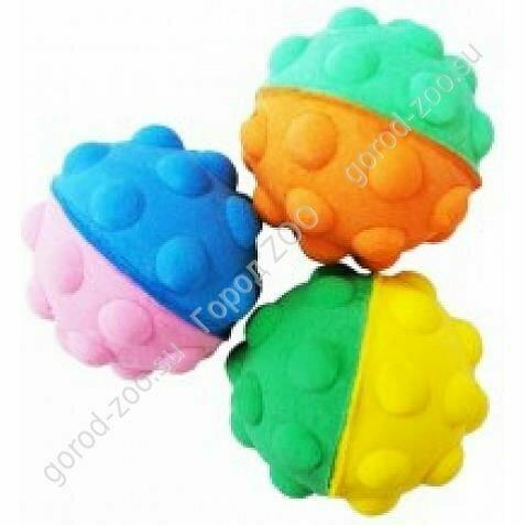 Мяч  мина двухцветный