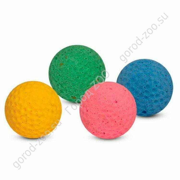 Мяч д/гольфа одноцветный