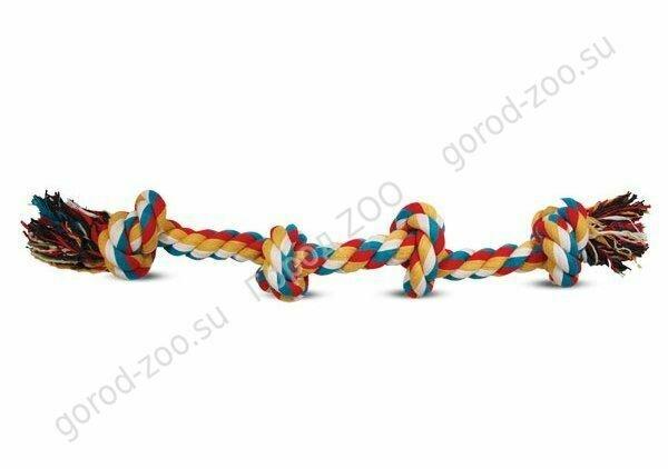 """Грейфер веревка  цв.4уз.XJ0036 24"""""""