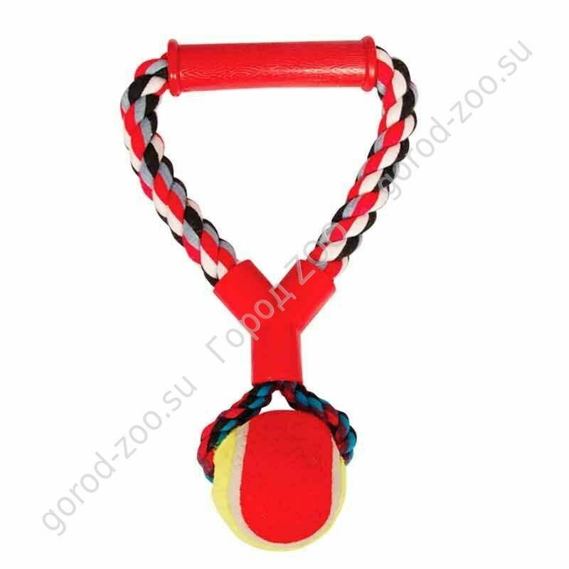 """Грейфер веревка  цв.ручка -мяч XJ0105 10"""""""