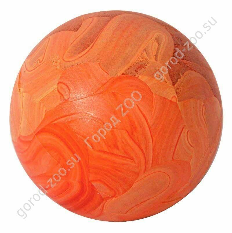 "Мяч литой каучук ""Гамма"" бол.65-70мм"