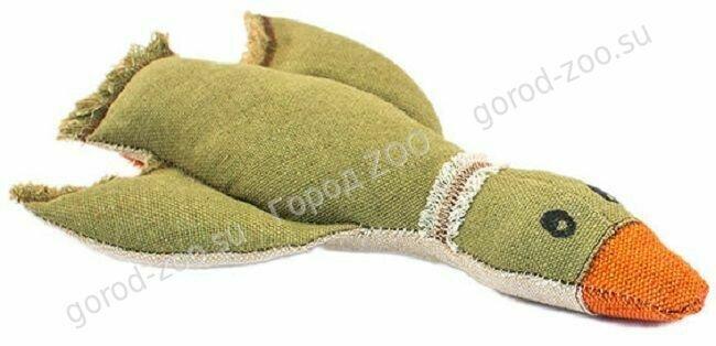 Тягалка-аппорт Утка брез. 30 см
