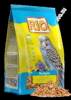 Рио 500г д/мелких попугаев (волнистых)