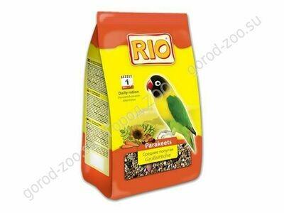 Рио 500г д/средних попугаев