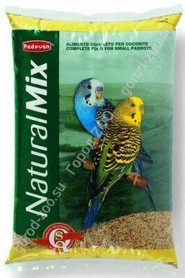 Падован д/волн попугае основной 1кг Натуралмикс кокорите